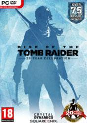 Buy Rise of the Tomb Raider 20th Anniversary Edition PC CD Key