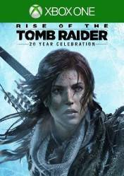 Buy Rise of the Tomb Raider 20th Anniversary Edition Xbox One