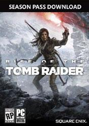 Buy Rise of the Tomb Raider Season Pass PC CD Key