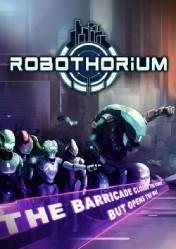 Buy Robothorium: Sci-fi Dungeon Crawler pc cd key for Steam