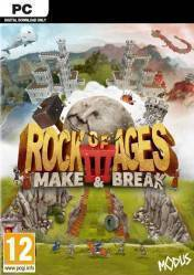 Buy Cheap Rock of Ages 3: Make & Break PC CD Key