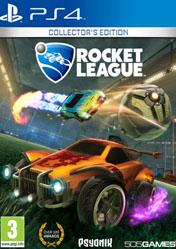 Buy Rocket League Collectors Edition PS4 CD Key