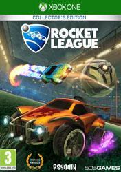 Buy Rocket League Collectors Edition XBOX ONE CD Key