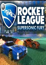 Buy Rocket League Supersonic Fury DLC Pack PC CD Key