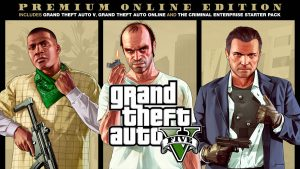 Rockstar confirms Grand Theft Auto 5: Premium Online Edition