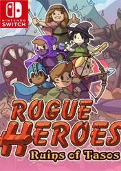 Buy Cheap Rogue Heroes Ruins of Tasos NINTENDO SWITCH CD Key