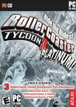 Buy Cheap Roller Coaster Tycoon 3: Platinum PC CD Key