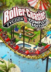 Buy Cheap RollerCoaster Tycoon 3: Complete Edition PC CD Key
