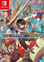 Buy RPG Maker MV NINTENDO SWITCH CD Key