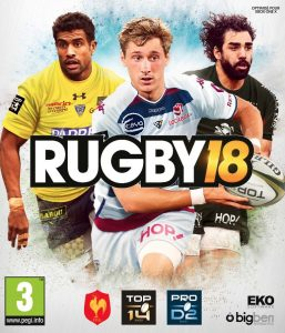 Rugby 18 confirms its official release date: 27th of October