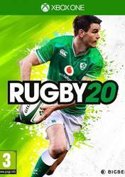 Buy Cheap RUGBY 20 XBOX ONE CD Key