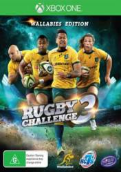 Buy Cheap RUGBY CHALLENGE 3 XBOX ONE CD Key