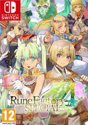 Buy Rune Factory 4 Special NINTENDO SWITCH CD Key