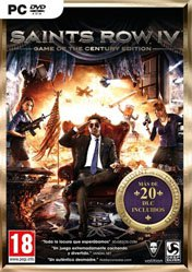 Buy Cheap Saints Row IV: Game of the Century Edition PC CD Key