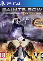 Buy Saints Row IV Re-elected + Gat Out of Hell PS4