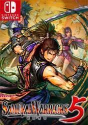 Buy Cheap Samurai Warriors 5 NINTENDO SWITCH CD Key