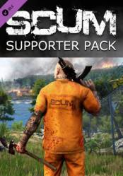 Buy SCUM Supporter Pack PC CD Key