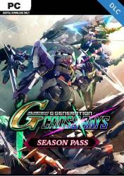 Buy SD GUNDAM G GENERATION CROSS RAYS SEASON PASS PC CD Key