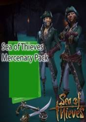 Buy SEA OF THIEVES MERCENARY PACK DLC PC CD Key