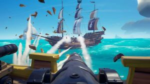 Sea of Thieves publishes the update 1.0.3