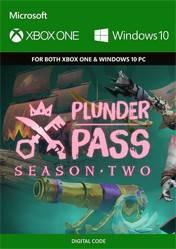 Buy Cheap Sea of Thieves Season Two Plunder Pass XBOX ONE CD Key