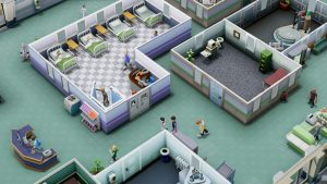 Sega presents Two Point Hospital, successor of the iconic Theme Hospital