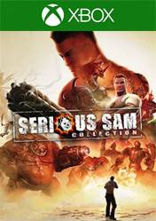 Buy Cheap Serious Sam Collection XBOX ONE CD Key