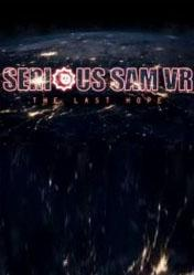 Buy Cheap Serious Sam VR The Last Hope PC CD Key