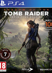 Buy Shadow of the Tomb Raider Definitive Edition PS4 CD Key
