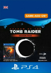 Buy Shadow of the Tomb Raider Season Pass PS4