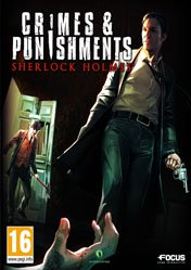Buy Cheap Sherlock Holmes: Crimes and Punishments PC CD Key