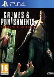 Buy Cheap Sherlock Holmes: Crimes and Punishments PS4 CD Key