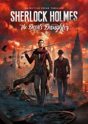 Buy Cheap Sherlock Holmes The Devils Daughter PC CD Key