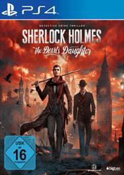 Buy Cheap Sherlock Holmes The Devils Daughter PS4 CD Key