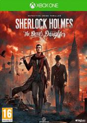 Buy Cheap Sherlock Holmes The Devils Daughter XBOX ONE CD Key