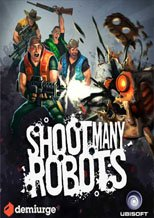 Buy Shoot Many Robots pc cd key for Steam