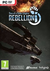 Buy Sins of a Solar Empire Rebellion New Frontiers Edition PC CD Key