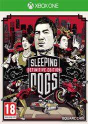 Buy Cheap Sleeping Dogs: Definitive Edition XBOX ONE CD Key