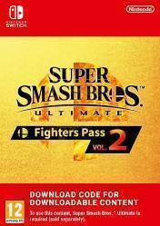 Buy Cheap Smash Bros Ultimate Fighters Pass Vol 2 NINTENDO SWITCH CD Key