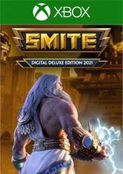 Buy Cheap Smite Digital Deluxe Edition 2021 XBOX ONE CD Key