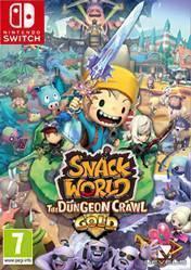 Buy Cheap Snack World The Dungeon Crawl NINTENDO SWITCH CD Key