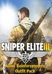 Buy Sniper Elite 3 Allied Reinforcements Outfit DLC pc cd key for Steam