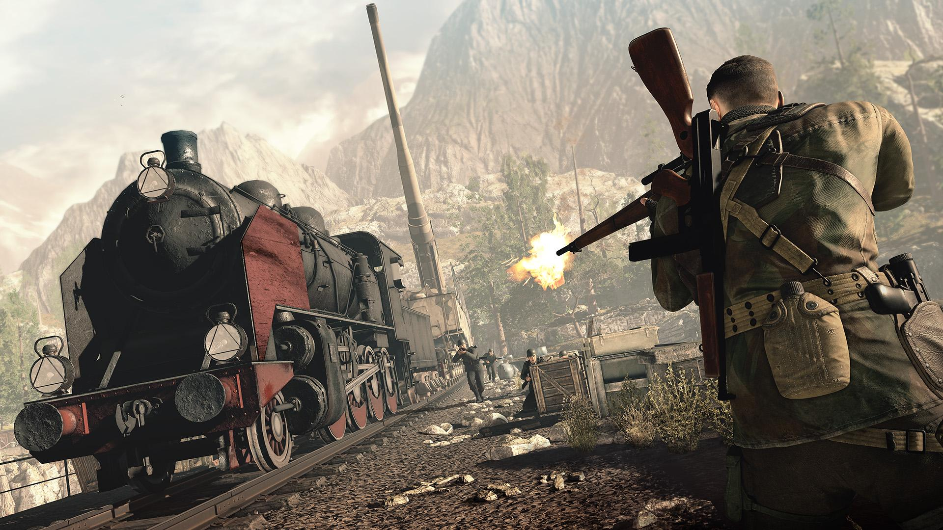 Sniper Elite 4 PC Screenshot