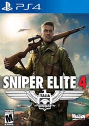 Buy Sniper Elite 4 PS4 CD Key