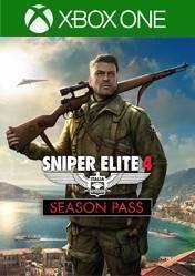 Buy Cheap Sniper Elite 4 Season Pass XBOX ONE CD Key
