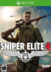 Buy Sniper Elite 4 XBOX ONE CD Key
