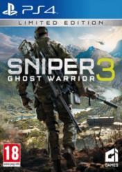 Buy Cheap Sniper Ghost Warrior 3 PS4 CD Key