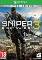 Buy Cheap Sniper Ghost Warrior 3 XBOX ONE CD Key