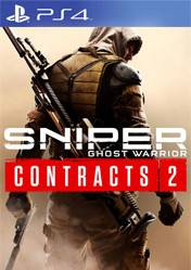 Buy Sniper Ghost Warrior Contracts 2 PS4 CD Key