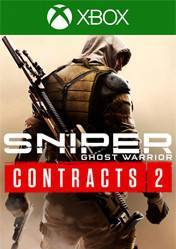 Buy Sniper Ghost Warrior Contracts 2 XBOX ONE CD Key